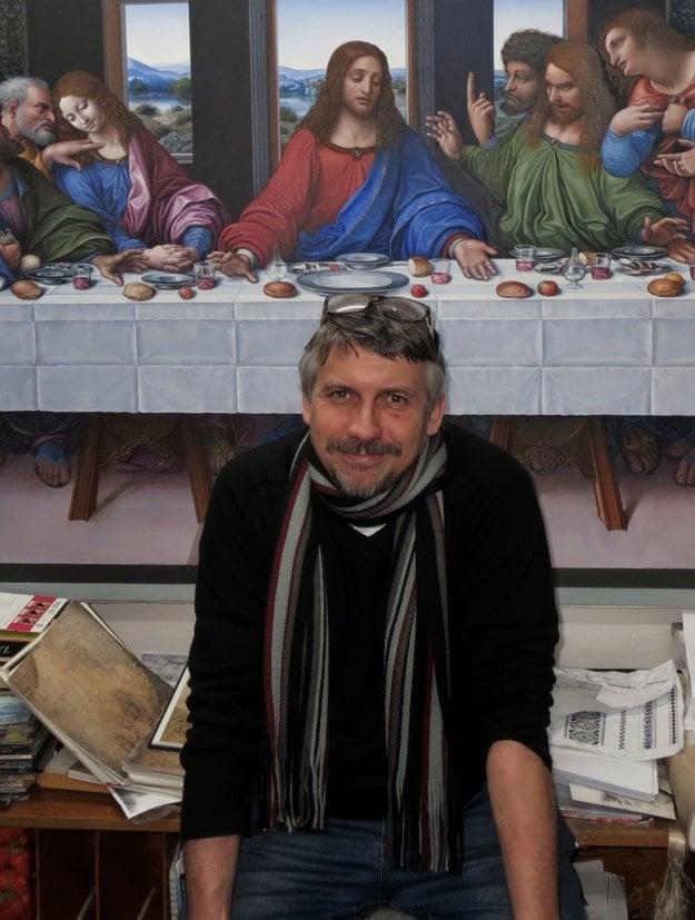 Stanislav Lajda.