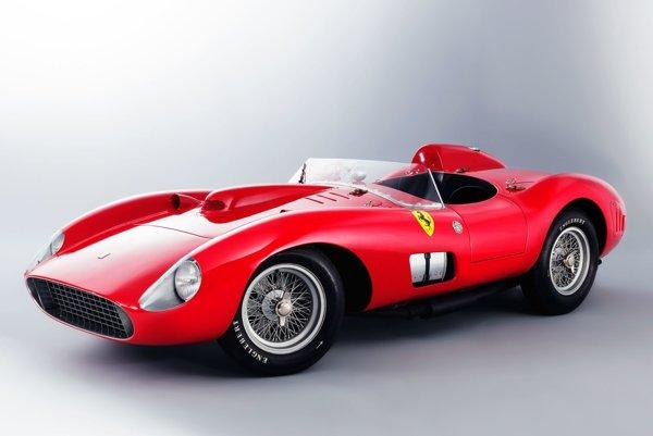 Ferrari 335 Sport Scaglietti z roku 1957.