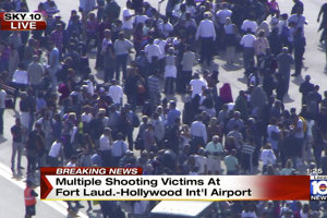 Streľba na medzinárodnom letisku v meste Fort Lauderdale na Floride si v piatok vyžiadala päť mŕtvych.