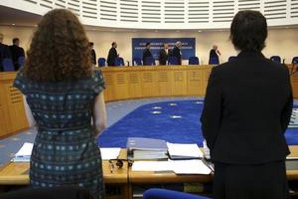 Niektoré prípady sterilizácií rieši aj štrasburský súd.