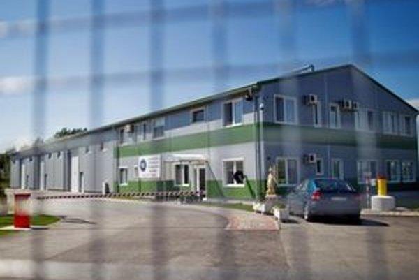 Nová budova pre súkromných záchranárov, na ktorú dokázal peniaze vybaviť Ján Culka.
