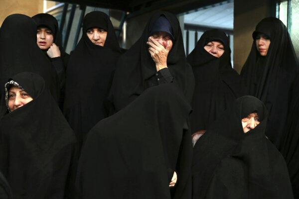 Rafsandžání zomrel vo veku 82 rokov. Irán smúti.