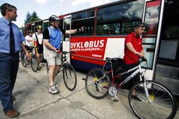 V Česku sú cyklobusy obľúbené.