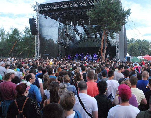 Dobrý festival patrí ku koloritu letného Prešova.