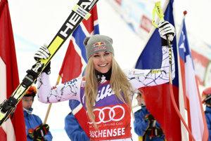 Pre Lindsey Vonnovú je v súčasnosti najdôležitejšia zimná olympiáda.