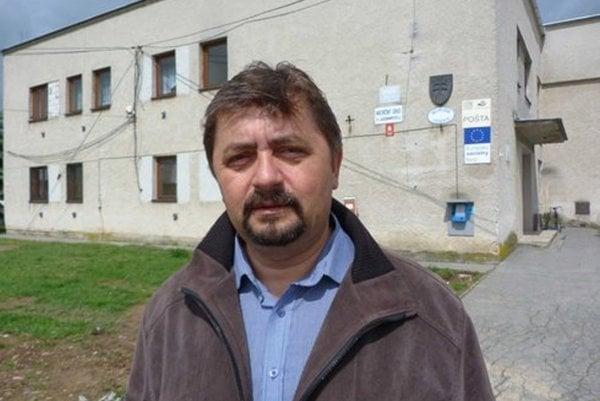 Bývalý starosta Ladomirovej Ladislav Bojčík.
