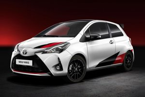 Toyota Yaris v športovej verzii