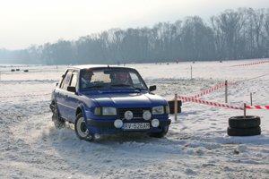 Prvý ročník Vlachovskej jazdy zručnosti bol v januári 2011.