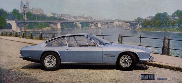 1968 Monteverdi 375 L