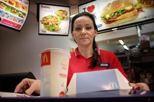 Zuzana Melicherčíková prehovorila o prijímačkách na UK, neskôr mala problém sa zamestnať. Pracovala aj v McDonald's.