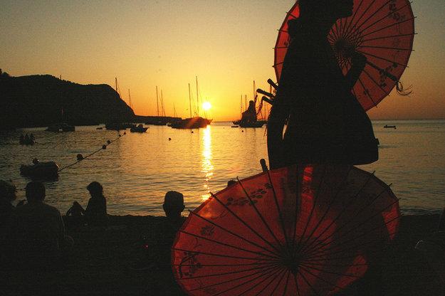Playa Benirrás, Ibiza