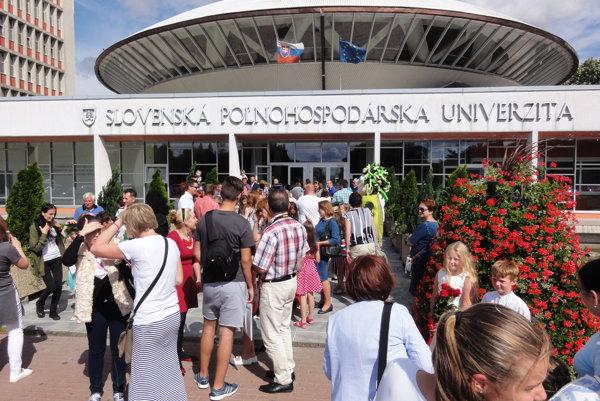 SPU v Nitre patrí na Slovensku k univerzitám, ktoré najdlhšie realizujú Univerzitu tretieho veku.