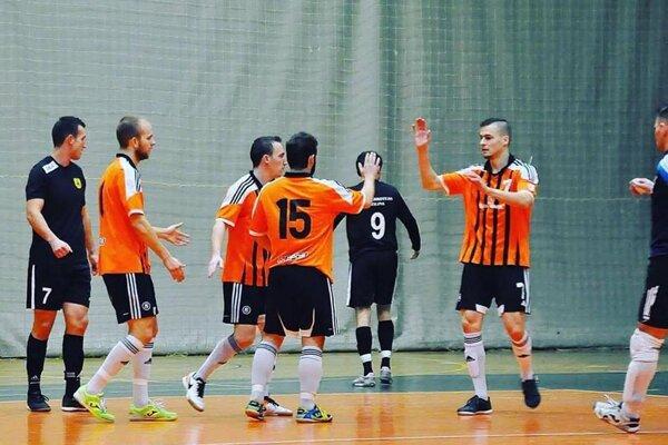 Bratislavčania nenechali nič na náhodu a zápas vyhrali.