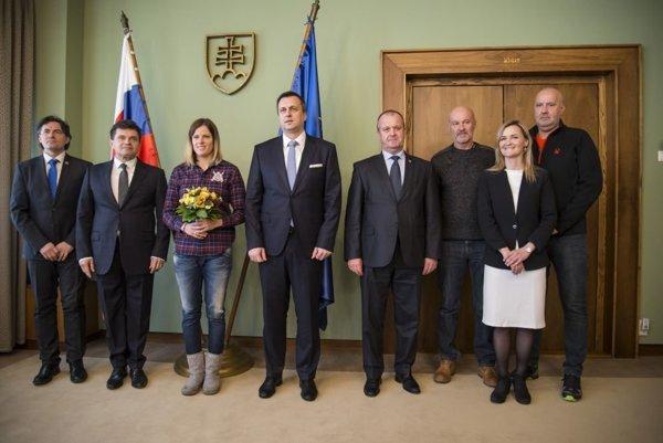 Andrej Danko, Veronika Velez-Zuzulová, Timotej Zuzula, Igor Vlha, Peter Plavčan, Peter Gajdoš, Lukáš Machala, Monika Maršáleková.