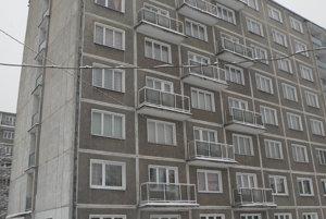 Rekonštrukcia čaká aj školský internát na Námestí Andreja Hlinku v Ružomberku.
