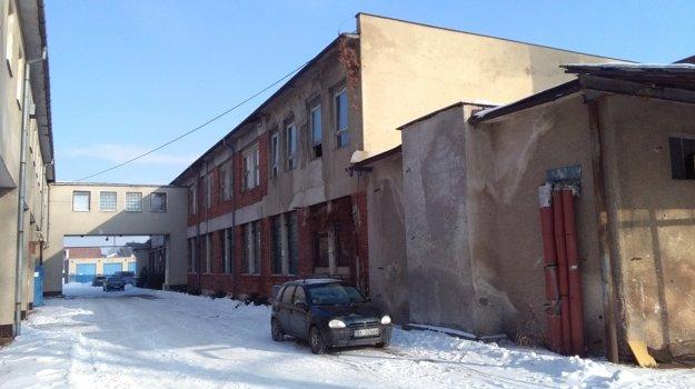 Dielne SOŠ polytechnicej v Ružomberku.