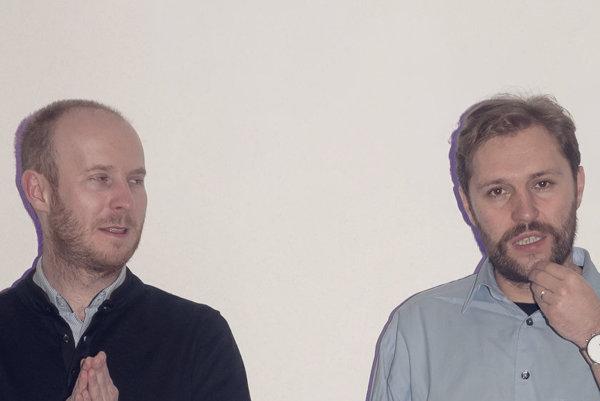 Filip Ostrowski a Juraj Koudela.