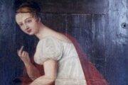 Podoba Levočskej bielej pani.