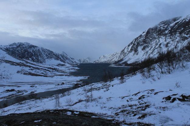 Národný park Jotunheimen.