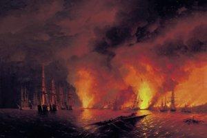 Bitka pri Sinope.