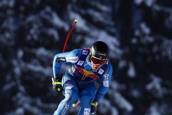 Nór Aleksander Aamodt Kilde bol najrýchlejší vo štvrtkovom tréningu na zjazd Svetového pohára alpských lyžiarov v rakúskom Kitzbüheli.
