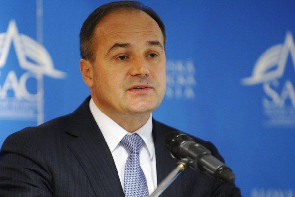 Minister zahraničných vecí Kosova Enver Hoxhaja.