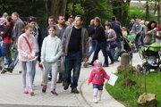 Do Zoo Bojnice našlo cestu rekordné množstvo návštevníkov.