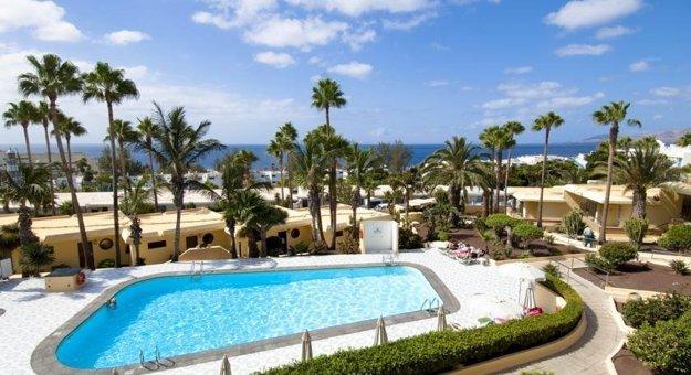Hotel El Dorado Apartments 3*+, Kanárske ostrovy: Lanzarote