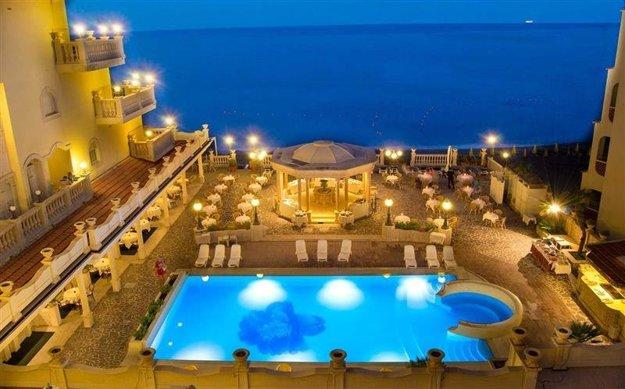 Hotel Hellenia Yachting 4*, Taliansko: Sicília