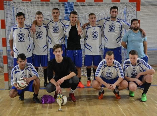 1. miesto - ŠK Slovan Šimonovany.