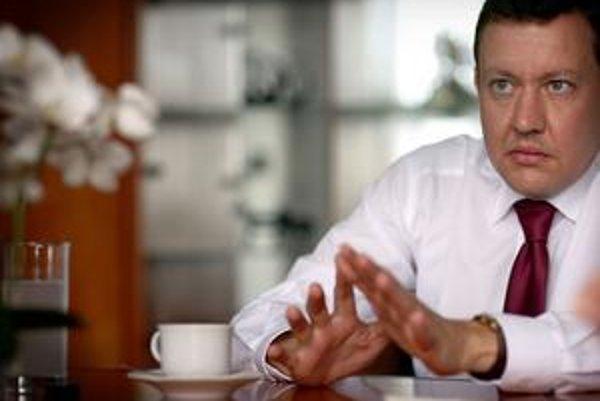Daniel Lipšic, podpredseda KDH, bol v rokoch 2002 až 2006 ministrom spravodlivosti. Dnes vedie ministerstvo vnútra.