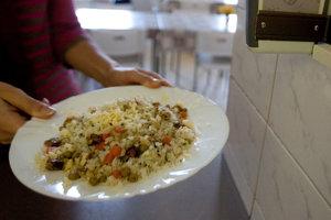 Deti zo sociálne slabších rodín nezostanú bez obeda (ilustračná snímka)