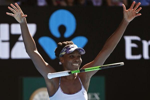 Venus Williamsová.