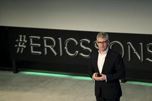 Nový výkonný riaditeľ spoločnosti Ericsson Borje Ekholm