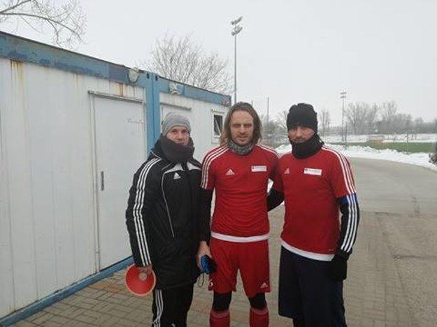 Martin Černáček (v strede)