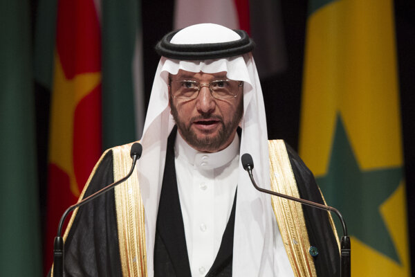 Generálny sekretár OIC, Yousef Bin Ahmad Al-Othaimeen.