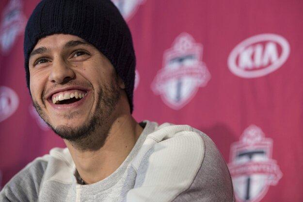 Sebastian Giovinco aktuálne pôsobí v tíme zámorskej MLS Toronto FC.