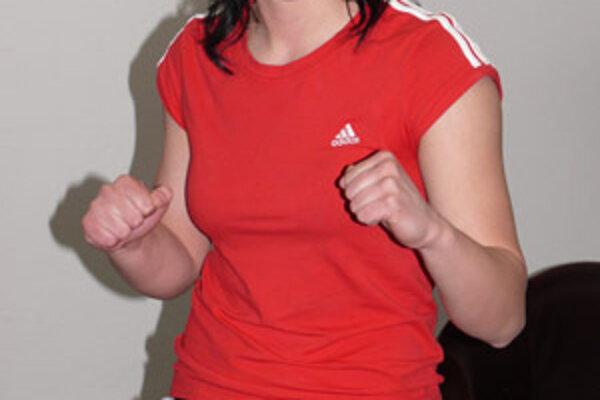 Silvia Pálešová nedávno skončila druhá na svetovom pohári.