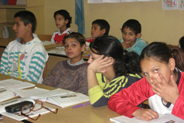 Plán internátnych škôl pre rómske deti OSN veľmi nenadchol.