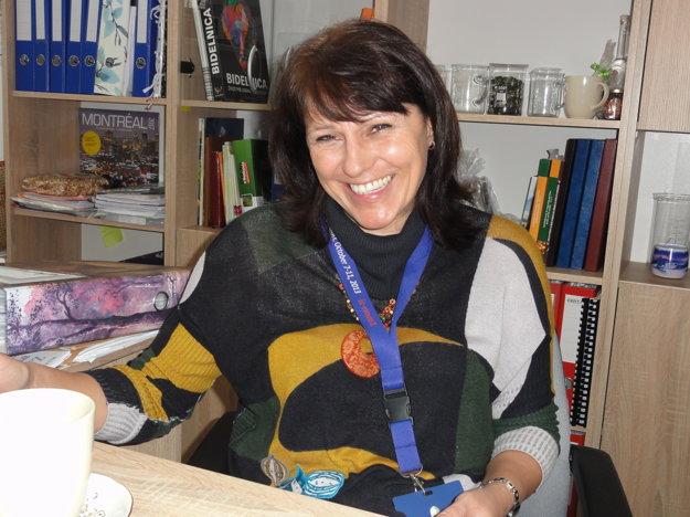 Tatiana Bojňanská, riaditeľka AgroBioTechu.