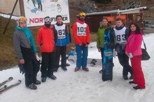 Majstrovstvá žiakov v zjazdovom lyžovaní a snowboardingu 2016