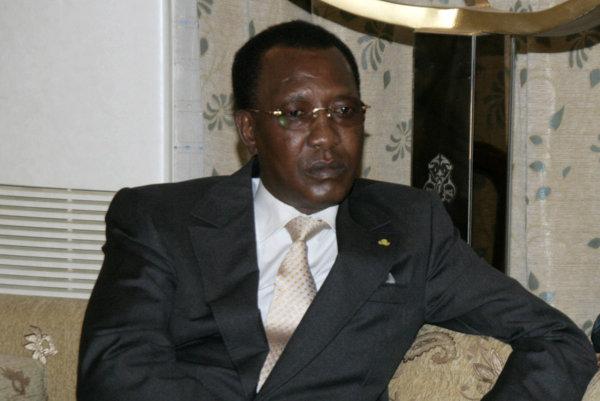Prezident afrického štátu Čad Idris Déby.