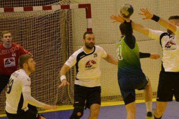 Topoľčany doma vyhrali, najviac gólov strelil Tomáš Adamčík (č. 29.)