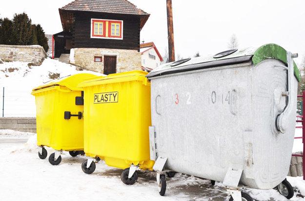 K zníženiu poplatku za komunálny odpad prispel aj separovaný zber.