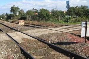 V Levickom okrese tento rok zmodernizujú jedno železničné priecestie.