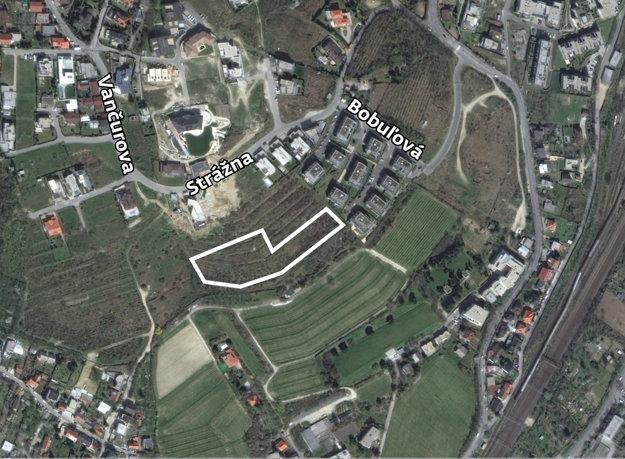 Mestská vinica sa nachádza pod bratislavskou Kolibou. Na tri časti pozemku bola uplatnená reštitúcia, tie magistrát neprenajme.