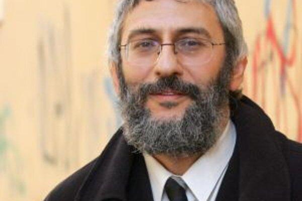Politológ Grigorij Mesežnikov.