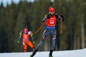 Dvojnásobná olympijská šampiónka skončila v Rakúsku ôsma.