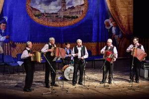 Myjavskí heligonkári krstili už tretie CD.