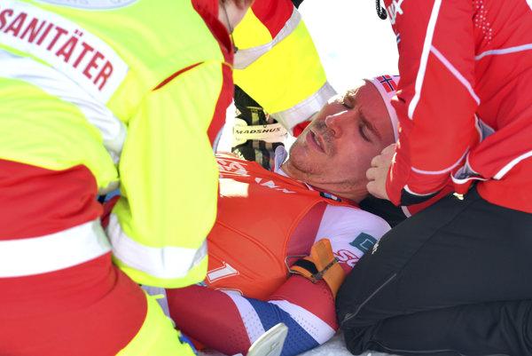 Nór sa rozhodol vynechať nedeľňajšie stíhacie preteky, aby ušetril sily na druhý týždeň súťaží MS.